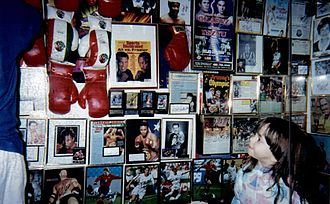 Autograph - Boxing autograph collection