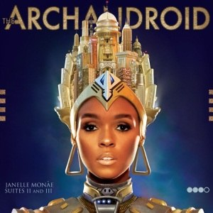The ArchAndroid - Image: Janelle Monáe The Arch Android album cover