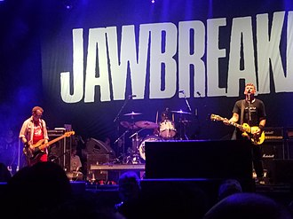 Jawbreaker (band) - Jawbreaker reuniting at Riot Fest 2017