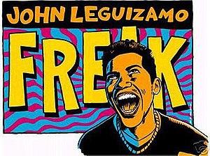 Freak (film) - The poster for Freak.