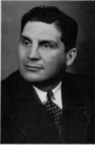 Joe Maniaci - Maniaci pictured in The Archive 1949, Saint Louis yearbook