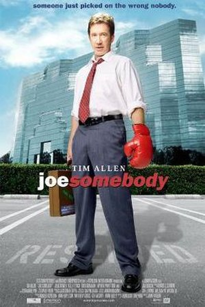 Joe Somebody - Theatrical release poster