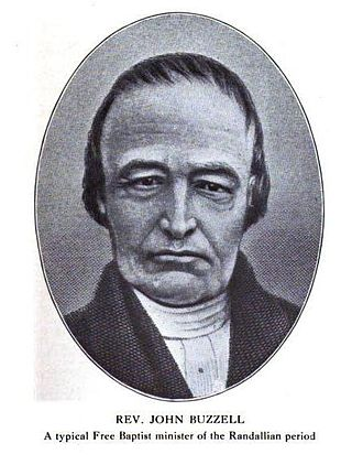 The Morning Star (New Hampshire newspaper) - John Buzzell, preacher and early editor of The Morning Star
