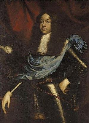 Antonio Sartorio - Duke Johann Friedrich of Brunswick-Lüneburg