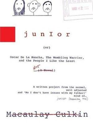 Junior (novel) - Image: Junior (book cover)