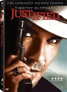 <i>Justified</i> (season 2) Season of television series