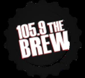 KFBW - Image: KFBW 105.9The Brew logo