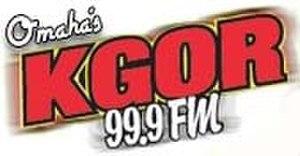 KGOR - Image: KGOR logo