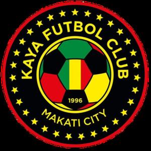 Kaya F.C. - Image: Kaya FC Makati Logo 2017
