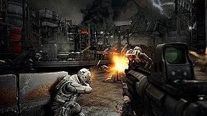 Killzone 2 - Killzone 2 at E3 2007