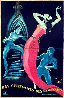 <i>The Monastery of Sendomir</i> 1920 film by Victor Sjöström