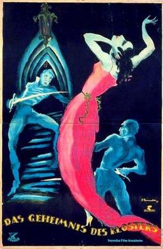 The Monastery of Sendomir - Image: Klostret i Sendomir 1920 film poster