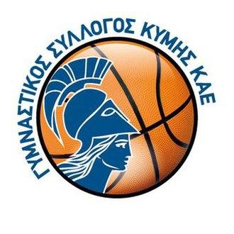 Kymis B.C. - Image: Kymi BC New logo
