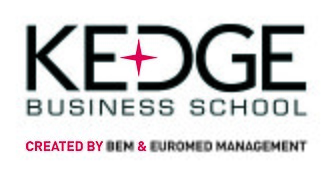 KEDGE Business School - Image: LOGO KEDGE BS