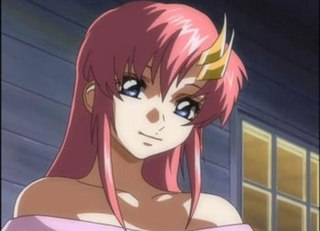 Lacus Clyne Fictional character