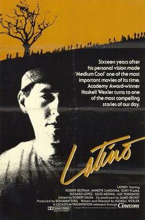 Latino (film) - Film poster