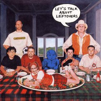 Let's Talk About Leftovers - Image: Lets Talk About Leftovers