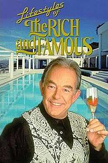 <i>Lifestyles of the Rich and Famous</i> television series