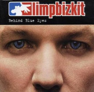 Behind Blue Eyes - Image: Limp BBE cover of the single for the cover