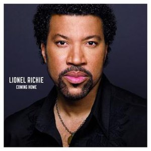 Coming Home (Lionel Richie album) - Image: Lionel Richie Coming Home album cover