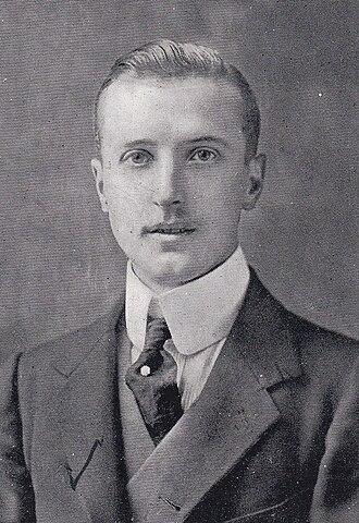William Walrond (politician) - Lionel Walrond in 1906