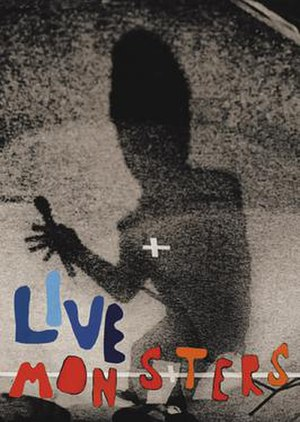 Live Monsters (Dave Gahan album) - Image: Live Monsters DVD