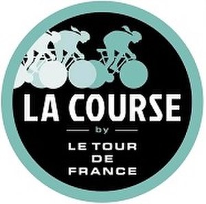 La Course by Le Tour de France - Image: Logo of La Course by Le Tour de France