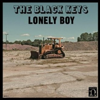 Lonely Boy (The Black Keys song) - Image: Lonely Boy The Black Keys