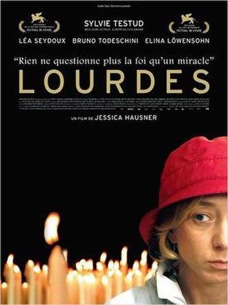 Lourdes (film) - Film poster