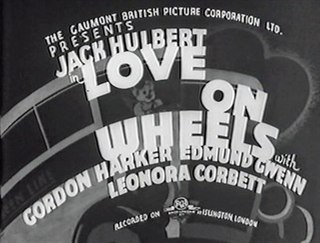 <i>Love on Wheels</i> 1932 film
