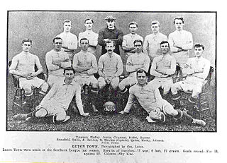 Luton Town F.C. league record by opponent