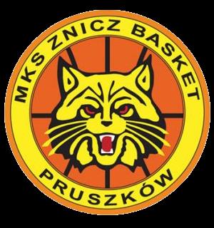 MKS Znicz Basket Pruszków - Image: MKS Znicz Basket Pruszków logo