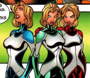 Stepford Cuckoos - Image: Main three in one