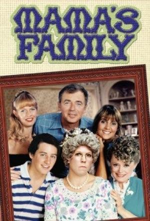 Mama's Family - DVD Cover Art