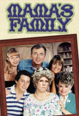 Mama's Family - DVD Cover Art