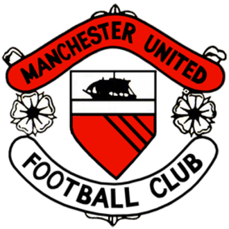 History of Manchester United F.C. (1945–69) - Manchester United badge in the 1960s