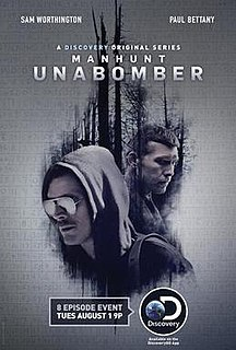 <i>Manhunt</i> (2017 TV series) American crime drama anthology television series