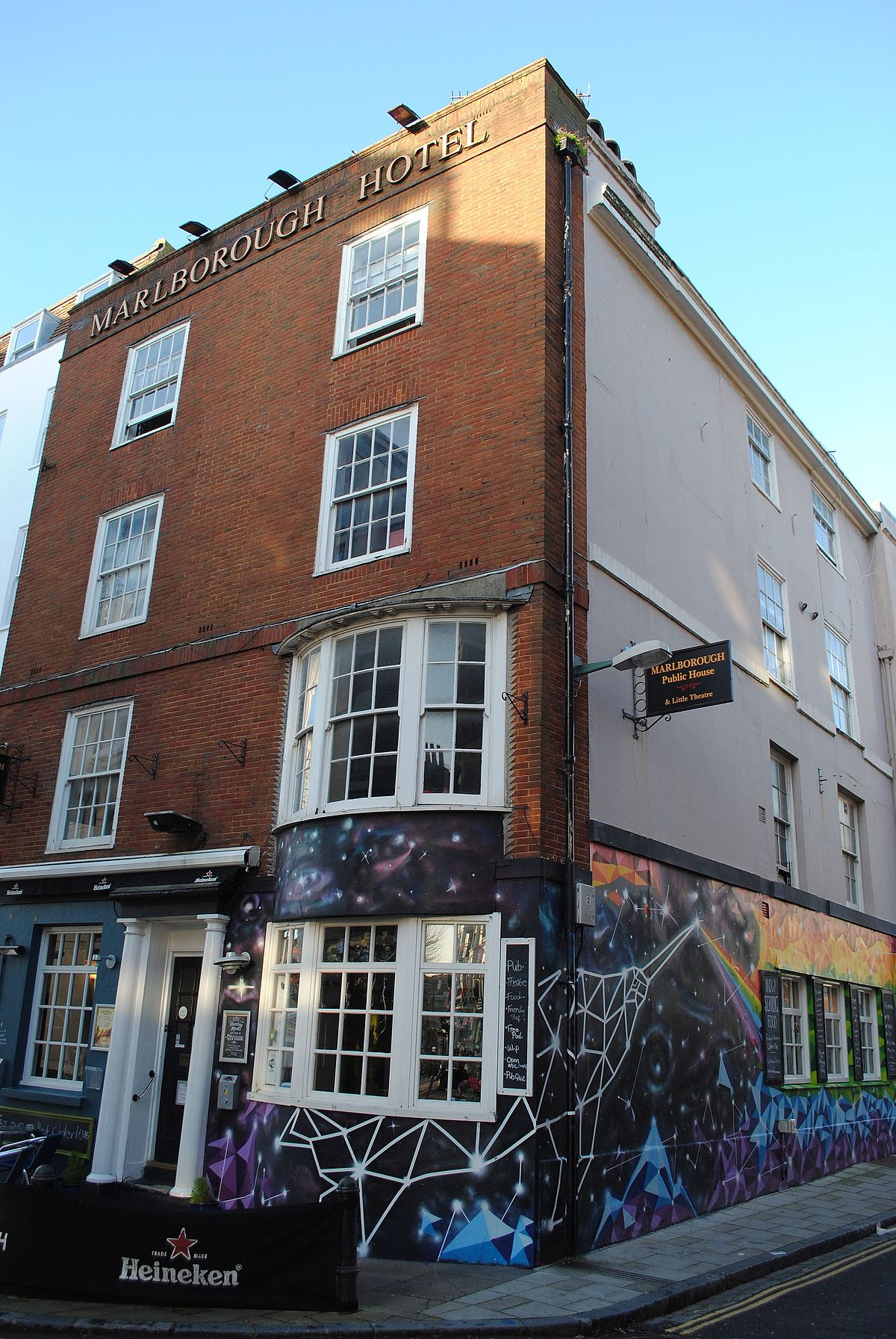 Marlborough Pub and Theatre - Wikipedia