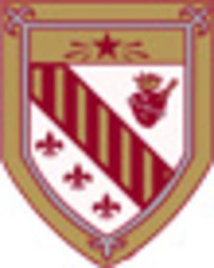 Marymount College, Tarrytown - Marymount College of Fordham University coat-of-arms