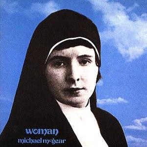 Woman (Mike McGear album) - Image: Mcgear woman