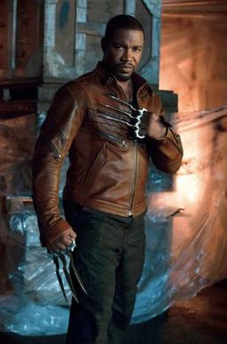 Bronze Tiger - Michael Jai White as Bronze Tiger in the CW's Arrow
