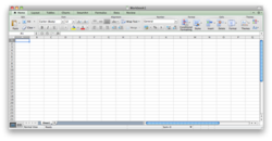 Ediblewildsus  Marvelous Microsoft Excel  Wikipedia With Lovable Microsoft Excel For Mac  With Attractive Wacc Excel Template Also Make A Histogram On Excel In Addition Find A Word In Excel And Compounding Interest Calculator Excel As Well As How To Make A Budget Sheet On Excel Additionally Excel Mail Merge Template From Enwikipediaorg With Ediblewildsus  Lovable Microsoft Excel  Wikipedia With Attractive Microsoft Excel For Mac  And Marvelous Wacc Excel Template Also Make A Histogram On Excel In Addition Find A Word In Excel From Enwikipediaorg