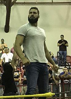 Mike Mendoza (wrestler) Puerto Rican professional wrestler