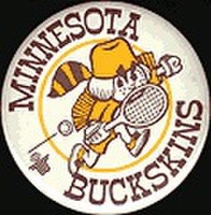 Minnesota Buckskins - Image: Minnesota Buckskinslogo