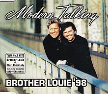 brother louie modern talking song wikipedia
