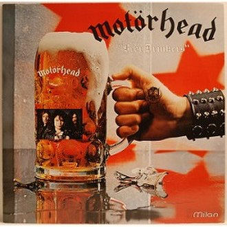 Beer Drinkers and Hell Raisers - Image: Motörhead Beer Drinkers and Hell Raisers French (1982)