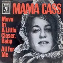 Image result for move a little closer baby mama cass single images