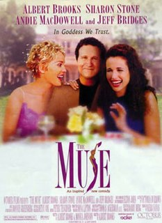 <i>The Muse</i> (film) 1999 comedy film by Albert Brooks
