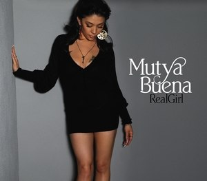 Real Girl (song) - Image: Mutya buena real girl cd 1