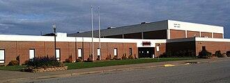 Magna Vista High School (Virginia) - Image: Mvhs 20095